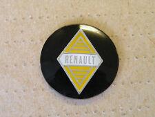 RENAULT 4 5 6 12 16 18 Badge Gear Knob Key Fob Auto Car Emblem Alexander NOS