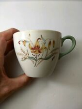 Wedgwood teacup Tiger Lily Etruria