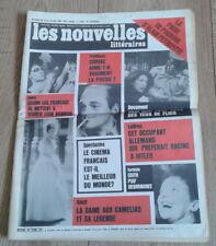 Les Nouvelles Littéraires n°2778