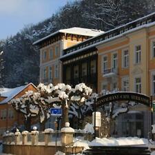Sächsische Schweiz Bad Schandau Wochenende für 2 Personen Traditionshotel 4 Tage