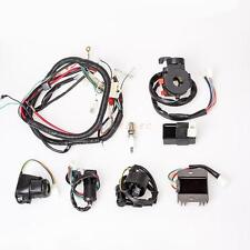 COMPLETE ELECTRICS WIRING HARNESS CDI W/O Stator For ATV QUAD 150 200 250 300cc