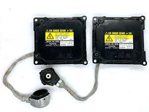 2x OEM for 09-12 Toyota Venza Xenon HID Headlight Ballast Igniter pn 8596706020