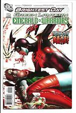 GREEN LANTERN: EMERALD WARRIORS # 2 (DC COMICS, BRIGHTEST DAY, NOV 2010), VF/NM