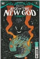 Dark Nights Death Metal Rise of the New God #1 (One Shot)