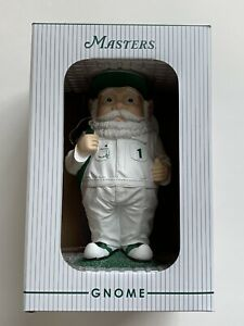 2021 Masters mini Gnome augusta national golf caddie pga new