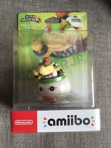 Nintendo Amiibo Bowser JR Character Figure SEALED Bowser's Fury switch