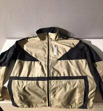 Adidas Originals Gold Tracksuit Jacket Men Size Large