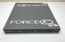 Dell Force10 S60 44Gigabit 4 Mini Gbic Switch 71Tn5 Ywmny