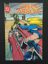 Box 27c, Comic DC, Green Arrow, # 60 May 92