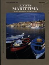 RIVISTA MARITTIMA AGOSTO-SETTEMBRE 1999 ANNO CXXXII  AA.VV. RIVISTA MARITTIMA