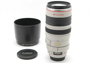 【MINT+++】Canon EF 100-400mm f/4.5-5.6 L IS USM Telephoto Zoom Lens From JAPAN