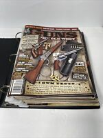 Large Lot of 20 Guns of the Old West 2007 - 2011 Magazines Firearms NRA
