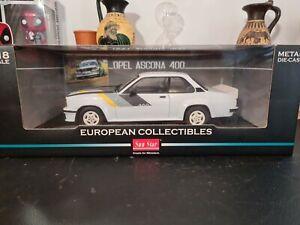 Rare 1/18 Sunstar Opel Ascona 400