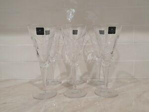 Royal Doulton Luna Wine Glass Lead Crystal BARGAIN