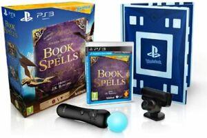Wonderbook: Book of Spells Starter Pack (Includes Wonderbook, Mo... - Game  9GVG