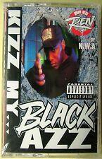 MC Ren:  Kizz My Black Azz [EP] (Cassette, 1992, Priority) NEW