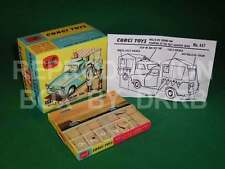 Corgi #447 Wall's Ice Cream Van (non-musical) – Reproduction Box by DRRB