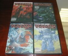 Armored Trooper God Planet Quent Complete Stage 1 2 3 4 New