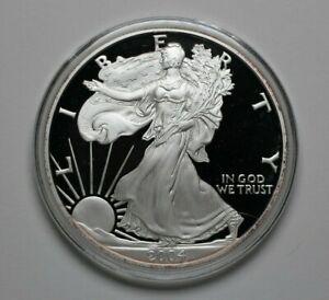 2004-W American Silver Eagle Proof No Box - 187119A