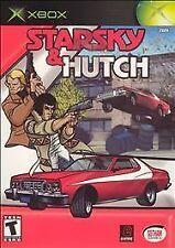 XBOX Starsky Hutch Microsoft Original XBOX Video Game complete and minty