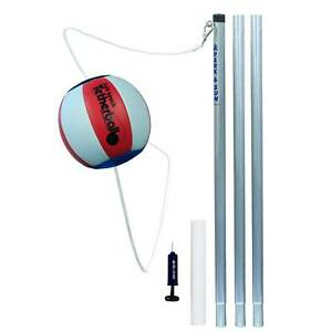 Park & Sun Sports Portable Backyard Classic Tetherball Play Set with Accessories
