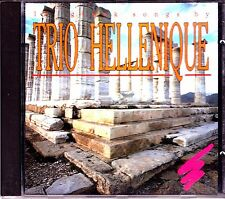 Trio Hellenique-17 Greek Songs cd album