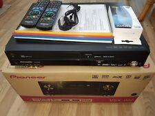 Panasonic  DMR-EX99V DVD/VHS/HDD Combo 250GB Recorder VCR PVR HDMI