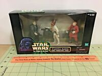 Star Wars 1998 POTF Cantina Aliens! Movie Scene! sealed, free shipping! 84059