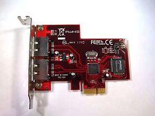 StarTech 2-Port PCIe eSATA Controller Adapter PEXESATA2 Half-Height