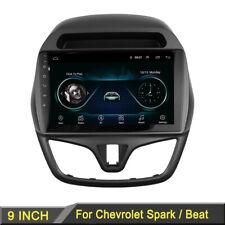 9 Inch Radio Fascia for Chevrolet Spark Beat Daewoo Matiz 2015 Dash Stereo Panel