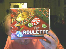 ENJOY ROULETTE WITH CROUPIERS RAKE PERFECT BIRTHDAY GIFT!  FREE UK POST