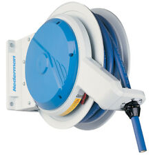 "Nederman Hose And Cable Reels - 10M 1"" Fg Hose Reel Water 12-02296"