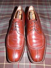 Cole Haan Collection Brown Split Toe Derby Dress Shoes, Italy, Sz 8.5M
