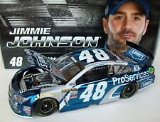 Jimmie Johnson 2016 Lowe's ProServices #48 Chevy Brilliant Color Chrome 1/24 New