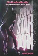 A Porn Star Is Born NEW DVD