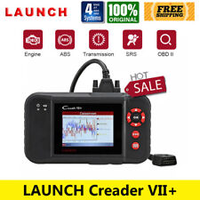 LAUNCH X431 VII+ Car ABS Airbag Engine AT Diagnostic Scan Tool OBD2 Code Reader