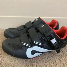Peloton Cycling Shoes With Cleats - Size 43 - New In Box .