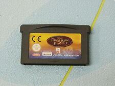 Disney treasure planet, le trésor planet, Game Boy Advance jeu