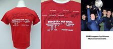 Man Utd 1968 European Cup Final Shirt Signed by 6 inc. Foulkes & Aston (136)