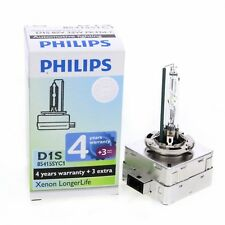 D1S Philips Autolampe Longer Life Xenon Brenner 85415SY single box