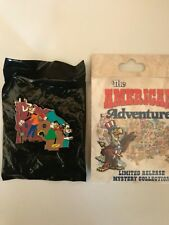 Disney American Adventure State Pin Map Mystery OK Oklahoma Puzzle 2018 LR State