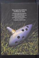 JAPAN The Legend of Zelda: Ocarina of Time Kanzen Kouryaku Guide Book