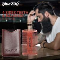- statique moustaches brosse les cheveux côté 4 barbe comb bien grosses dents