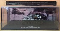 "DIE CAST TANK "" SU-76M 2nd TANK ARMY EASTERN FRONT - 1945 "" BLINDATI 043 1/72"