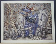 Enchanted Journey - Amy Brown - Hand Signed Open Edition Print