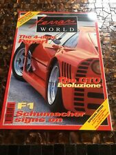 Ferrari World Magazine, rare, number 29 uk