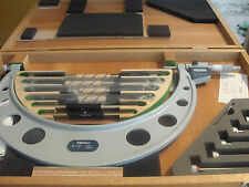 "Mitutoyo 340-712-30 Digital OD Micrometer 6""-12"" New"