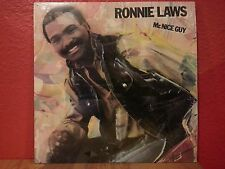 Ronnie Laws - Mr. Nice Guy - LP Record/Vinyl 1983 Capitol Rec. ST-12261