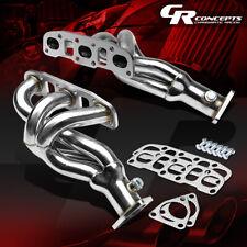 2x3-1 STAINLESS RACING MANIFOLD HEADER/EXHAUST FOR 03-06 350Z/Z33 G35/V35 VQ35DE