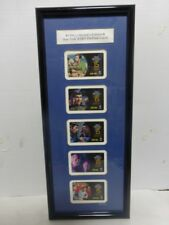 STAR TREK AT&T PREPAY CARDS 1998 COLLECTOR EDITION FRAME